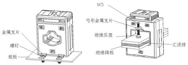 电流互感器的说明图